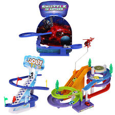 New Classic Jolly Slide Race Game Choose From Penguin Space Shuttle Race Car