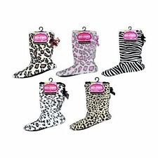 Luxury Supersoft non slip Co-zees cozees Sherpa slipper boots 4-7, 39-40,