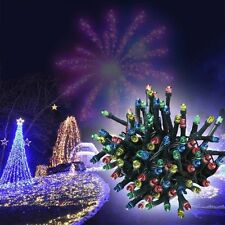 100/200 Led Solar Power Fairy Light String Lamp Party Xmas Garden Decor Outdoor