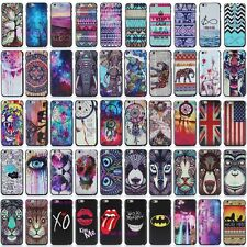 Various Patterns Ultra-thin Back Skin Hard PC Cover Case For iphone 6(4.7'')