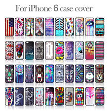 "Fashion Painted Pattern Back Hard Case Skin Cover For 4.7"" iPhone 6 (4.7 "")"