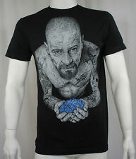 BLACK MARKET ART Wayne Maguire Breaking Bad Heisenberg Tattoo T-Shirt S-XXL NEW
