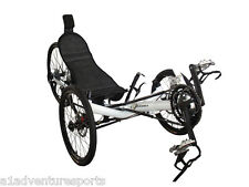 A1 PERFORMER RECUMBENT SUSPENSION TRIKE w Shimano gears FREE DELIVERY