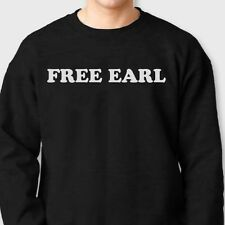 FREE EARL Odd Future OF T-shirt Tyler Golf Wang OFWGKTA Crew Neck Sweatshirt