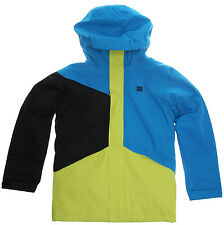 DC Amo Snowboard Jacket Methyl Blue Youth