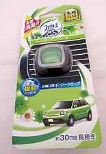 Febreze for Cars – Air Freshener and Odor Eliminator (3 Different Scents)