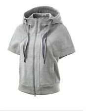 Adidas Stella Mccartney Studio Ssl Fitnes Yoga Hoodie X51580 SIZE L RT $120 NEW