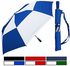 """New Rainstoppers 56"""" Collapsible Windbuster Golf Umbrella-Free Priority Shipping"""