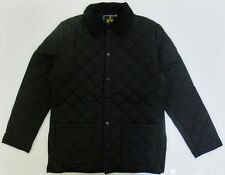 Mens Soulstar MJ QUILT 3 Light Weight Diamond Quilted Padded Jacket