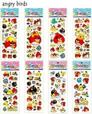 Kids Children Crafts Toy Stickers Home / Room / Wall / Cards/ Notes DIY Decor