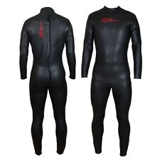 Mens J2X Fitness Triathlon Smooth Skin Suit Open Water Swimming Wetsuit