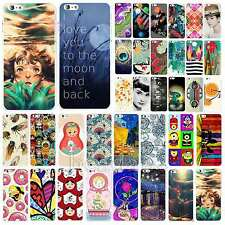 """Colorful Simple Pattern Phone Hard Case Cover for Apple iPhone6 4.7"""" 6 Plus 5.5"""""""