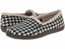 NEW - Women's VIONIC with Orthaheel Technology Geneva Slippers - Houndstooth