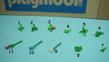 Playmobil forest zoo plant flower safari victorian PICK one FREE shipping 106