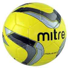Mitre Primero Fluo Top Quality Training Footbal Sizes 3 4 & 5