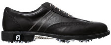 FootJoy Icon Golf Shoes 52276 Men's Closeout Black New