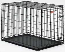 Dog Crate Single Door Home Training Travel Folding Dog and Cat Animal Trainer