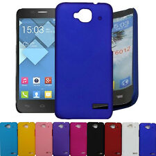 Hard Matte Ultra-Thin Slim Cover Case for Alcatel One Touch Idol Mini OT-6012