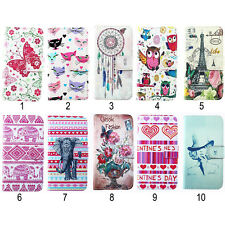 New Magnetic Flip PU Leather Wallet Stand Case Cover For Nokia Lumia 520 630 635