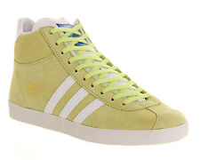 Adidas Gazelle Og Mid GLOW WHITE EXCLUSIVE Trainers Shoes VH1