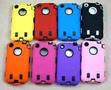 ARMOR SHOCK PROOF HEAVY DUTY LAYERED IMPACT PROTECTION Case for Iphone 3G 3GS