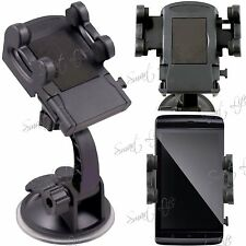 Car Windscreen Suction Mount Holder kit 360° For Mobile Cell Phone Apple, Acer