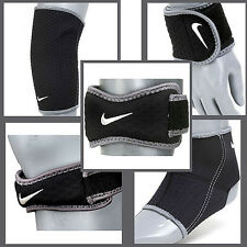 Nike Knee Elbow wrist Support Protector Compressive BREATHABLE COMFORT 1PC