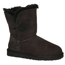 UGG Australia 5803 - Bailey Button Boots - Black