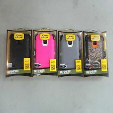 Genuine Otterbox Defender Series case & Holster Belt Clip for Samsung Galaxy S5