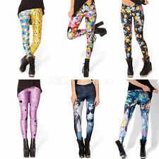 New Sex Women Fashion Leggings Stretchy Jeggings Pencil Tight Pants Colorful
