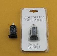 Premium Rapid 2.1A Car Vehicle Truck 12V DC Charger for Verizon Wireless Phones