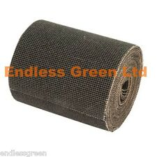 Sanding Mesh - clog resistant sandpaper for woodworking & decorating 5 Mtr Roll