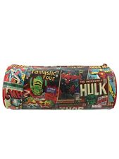 Marvel Retro Pencil Case - NEW & OFFICIAL