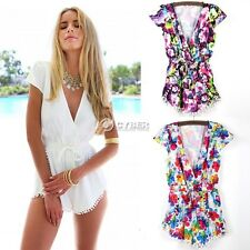 New Women Ladies Sexy Outfit Bodycon Jumpsuit&Romper Trousers Playsuit Clubwear