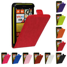 New Crazy-horse Vertical Flip PU Leather case cover skin for Nokia Lumia 625