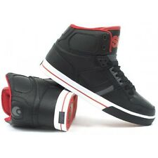 Men's Osiris NYC 83 VLC BLK/RED/BLK Multiple Sizes Available New (96) Size US8.5