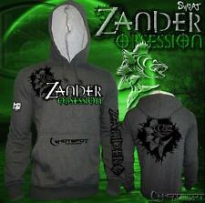 Hotspot Conception unisexe capuche sweater, Hoody, Angler-sweater-zander Obsession