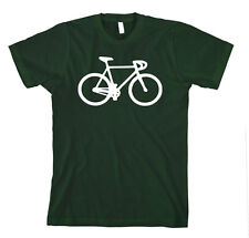 FIXED GEAR BICYCLE BIKE SPORT Unisex Adult T-Shirt Tee Top