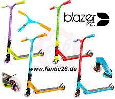 Blazer Pro Complete Stunt-Scooter Cyclone trottinette freestyle 2015 Roller