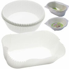 CAKE LOAF TIN ROUND RECTANGLE GREASEPROOF PAPER LINER LINERS 29CM 2LB 1LB