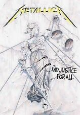 Metallica And Justice For All Textile Flag
