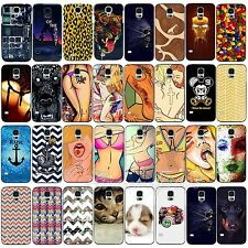 Phone Case Cover Protector Painted Pattern Hard PC For Samsung Galaxy S3 S4 S5