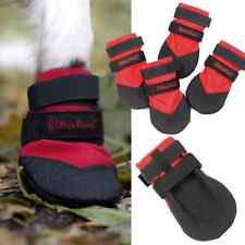Ultra Paws Dog Boots Water Resistant Snow Ice Mud Wood Floor Durable Rugged