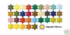 LARGE 400GM SUGARFLAIR FOOD COLOURING PASTE - 14 COLOURS