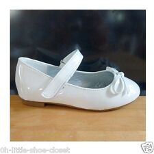 White Pageant Dress Party Shoes Baby & Infant & Toddler Size 8