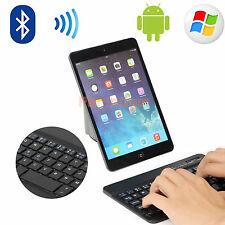 Universal Wireless Bluetooth Keyboard For iPad Samsung Tab 4 IOS Android Windows
