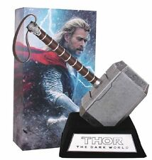 Thor The Dark World 1:1 Hammer Mjolnir Model Painted Statue Prop Collectable