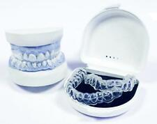 Teeth Whitening / Bleaching Trays Custom Fit - with Reservoirs