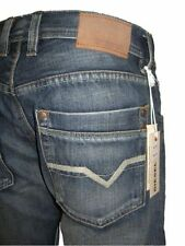 DIESEL JEANS - MENS - BIG SIZES 40, 42, 44, 46 - STRAIGHT LEG - BNWT!!