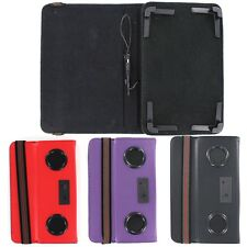 "Universal Leather Case Cover Skin for NEXTBOOK 7"" Tablet / NEXT7P12-8G SPEAKER"